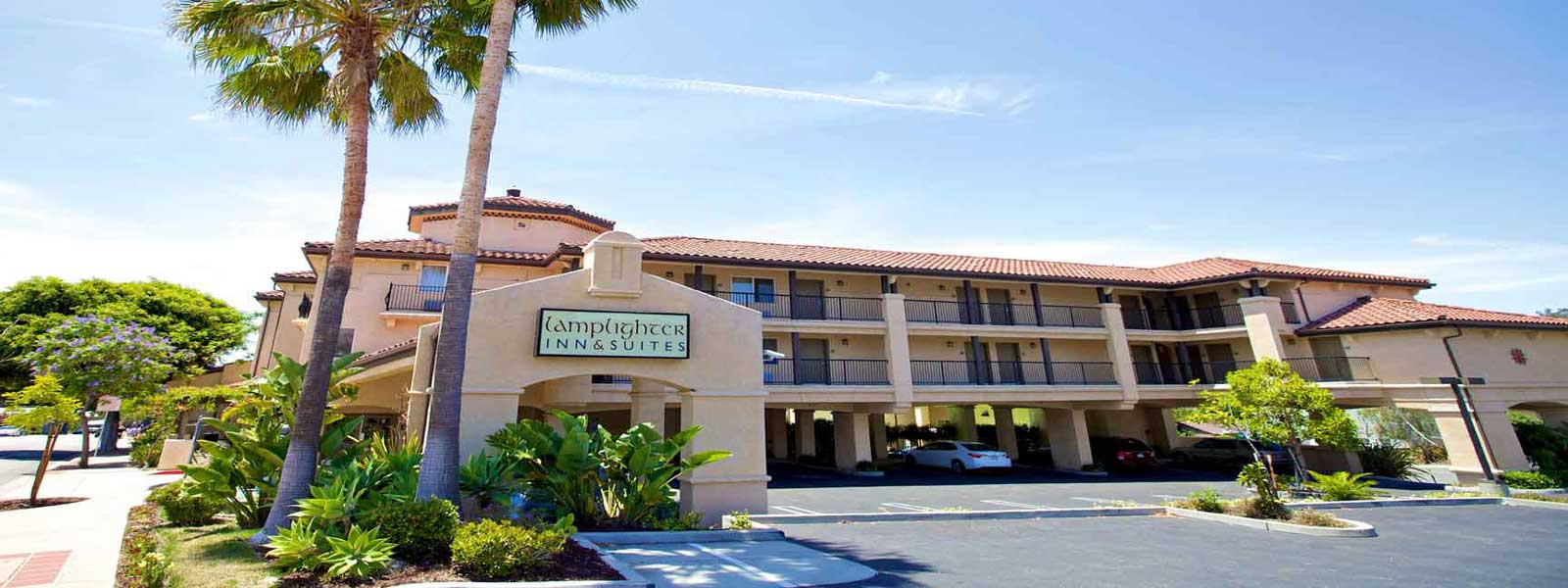 Clean Comfortable Rooms Lodging Hotels Motels in San Luis Obispo California