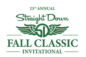 Straight Down Fall Classic